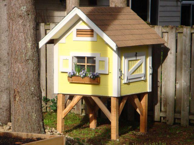 Best Small Chicken Coop Plan